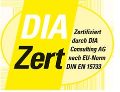 amarc21-Immobilienmakler-Franchise-DIA-zertifiziert