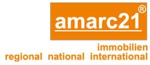 amarc21-Immobilienmakler-Franchise-Markenlogo